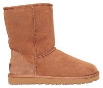 STIEFEL AUS SHEARLING 'CLASSIC SHORT'
