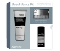 BEARD BASICS GROOMING KIT