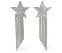 STARS CRYSTAL CLIP-ON EARRINGS