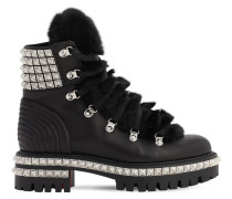 40MM YETI LEATHER BOOTS