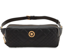 ICON QUILTED LEATHER BELT BAG