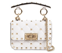 MICRO ROCKSTUD SPIKE LEATHER BAG