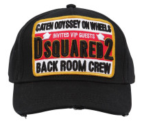 BACK ROOM COTTON BASEBALL HAT