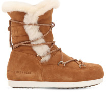 STIEFEL AUS SHEARLING 'FAR SIDE'