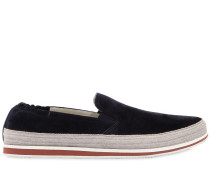 SLIP-ON-SNEAKERS AUS WILDLEDER 'SAINT TROPEZ'