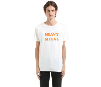 T-SHIRT AUS JERSEY 'CEREMONY HEAVY METAL'