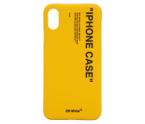 IPHONE X/XS-COVER 'QUOTE'