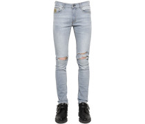 16C JEANS AUS DENIM 'JOEY RELIC ASHBURY'