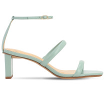 50MM LEATHER SANDALS