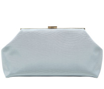 MINI CLUTCH AUS RIPSBAND 'VOLUME'