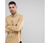 Co - Henry - Überfärbtes Hemd