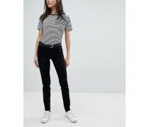 Skinny-Jeans mit niedrigem Bund