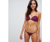 Bikiniset mit Muscheldesign