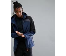 Activewear Exile - Softshell-Jacke in Tintenblau