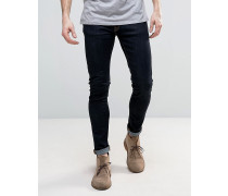 skinny lin super skinny jeans dry deep orange