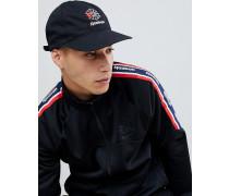 Klassische Kappe mit Logo in Schwarz DH3570