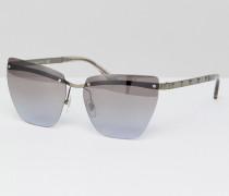 Katzenaugensonnenbrille