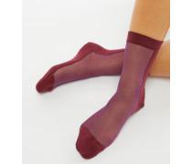 PS by Paul Smith - Socken mit kontrastierendem Netzstoff