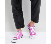 Chuck Taylor All Star Ox - Sneaker in Magenta