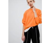 Huge - Kurzes Sweatshirt