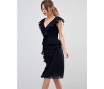 Sophie - Kleid mit Rüschen