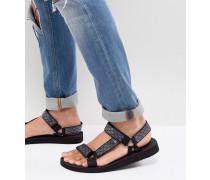 Moesen Tech - Sandalen in Schwarz