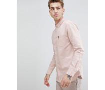 Deckchair - Langärmliges gestreiftes Hemd
