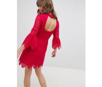 Exclusive Bridesmaids - Rückenfreies Minikleid aus Spitze