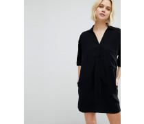 Lea - Elegantes Kleid mit Taschen