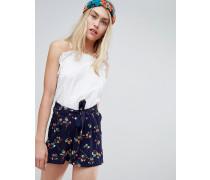 Ada - Shorts mit Blumenmuster