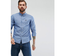 Jeans - Oxford-Button-Down-Hemd