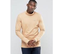Langärmliges Sweatshirt mit Rollkragen