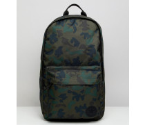 Rucksack mit Military-Muster 10005988-A08
