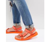 Moesen Tech - Sandalen in Orange