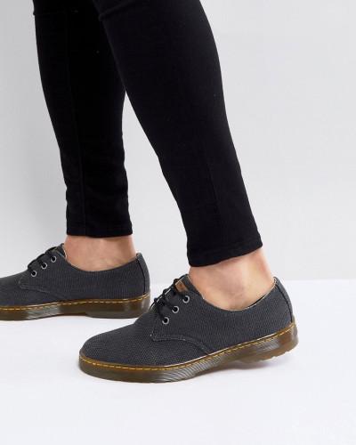 Günstig Kaufen Schnelle Lieferung Günstig Kaufen 2018 Neueste Dr.Martens Herren Delray - 3-Ösen-Schuhe aus schwerem Leinen mZN7oCJlF