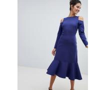 Closet - Kleid mit Schulteraussparungen