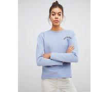 Warsa - Bedruckter Pullover