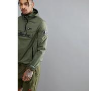 Sport - Jacke zum Überziehen in Grün