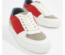 Malika - Sneaker in Blockfarben