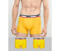 Levi's - 2er-Pack bunte Unterhosen