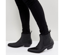 Etigoviae Chelsea-Stiefel aus Leder