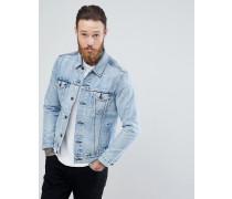 Levi's - Trucker-Jeansjacke mit aufgerolltem Kragen