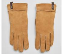 Tenny - Handschuhe in Kastanienbraun