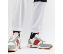 VX - Canvas-Sneaker in Weiß