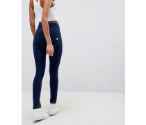 WR.UP - Formende Skinny-Jeans mit hoher Taille und Push-up-Effekt