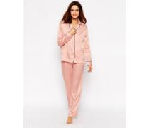 Abigayle - Langes Pyjamaset