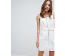 Pinafore-Kleid mit Reißverschluss
