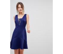 Hudson - Kleid mit Spitzeneinsatz