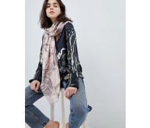 Vivienne Westwood - Schal mit Reichsapfellogo