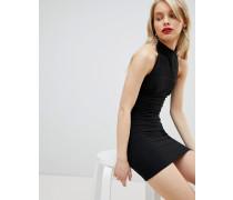 Bandagen-Kleid mit Neckholder